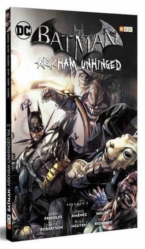 BATMAN: ARKHAM UNHINGED #02