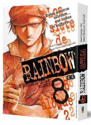 RAINBOW LOS SIETE DE LA CELDA 6 BLOQUE 2 #08