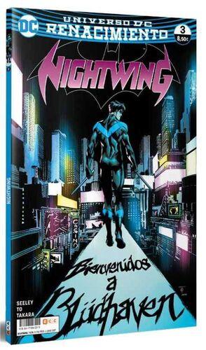 NIGHTWING #10. RENACIMIENTO 03 (RTCA - ECC)