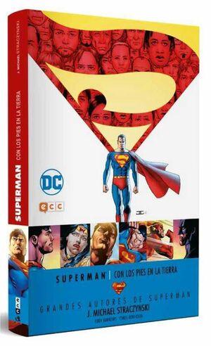 GRANDES AUTORES DE SUPERMAN: J. M. STRACZYNSKI - CON LOS PIES EN LA TIERRA