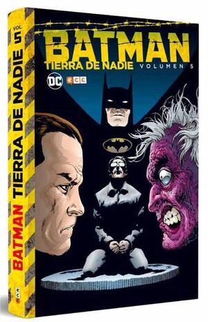 BATMAN: TIERRA DE NADIE #05
