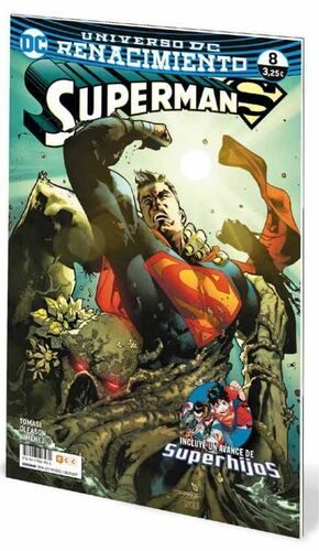 SUPERMAN MENSUAL VOL.3 #063 / RENACIMIENTO #08