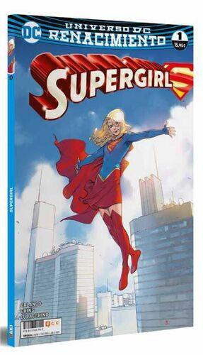 SUPERGIRL #01 RENACIMIENTO (RTCA)