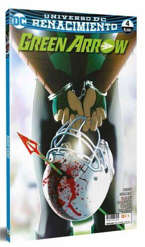 GREEN ARROW VOL.2 #04 RENACIMIENTO (ECC)
