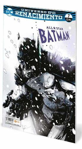 ALL-STAR BATMAN #07 UNIVERSO DC RENACIMIENTO