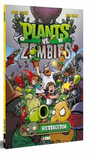 PLANTS VS. ZOMBIES: HIERBAGEDON