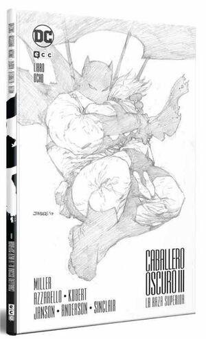 CABALLERO OSCURO III: LA RAZA SUPERIOR #08 (CARTONE)