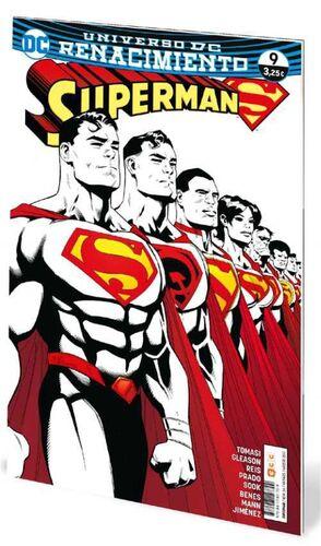 SUPERMAN MENSUAL VOL.3 #064 / RENACIMIENTO #09
