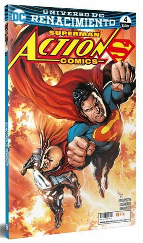 SUPERMAN: ACTION COMICS #04