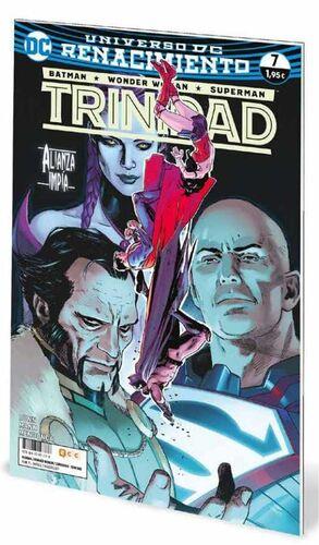 BATMAN / WONDER WOMAN / SUPERMAN: TRINIDAD. RENACIMIENTO #07