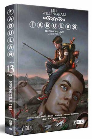 FABULAS ED. LUJO #13