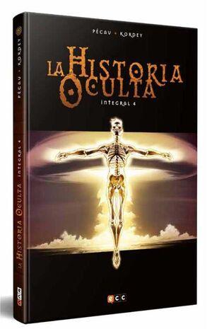 LA HISTORIA OCULTA. INTEGRAL #04