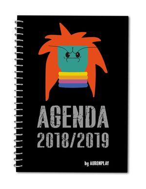 AURONPLAY AGENDA ESCOLAR 2018/2019