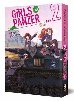 GIRLS UND PANZERS #02