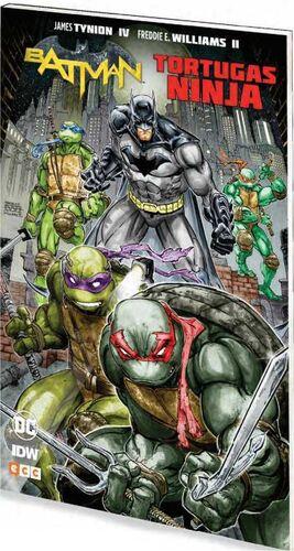 BATMAN: TORTUGAS NINJA #01 (RTCA)
