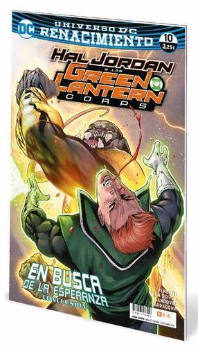 HAL JORDAN Y LOS GREEN LANTERN CORPS #065. RENACIMIENTO #10