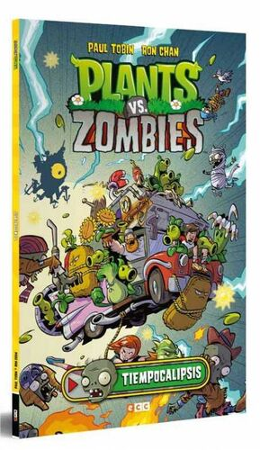 PLANTS VS ZOMBIES: TIEMPOCALIPSIS