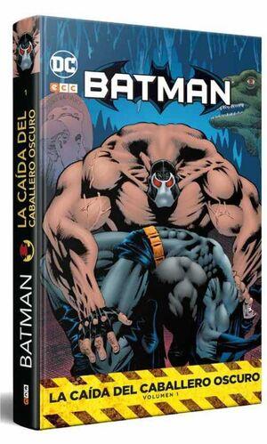 BATMAN: LA CAIDA DEL CABALLERO OSCURO VOL. 1
