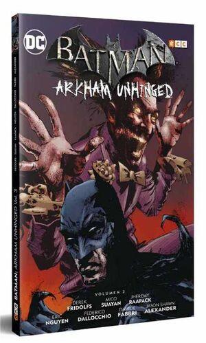 BATMAN: ARKHAM UNHINGED #03