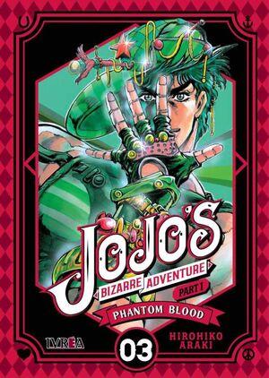 JOJO'S BIZARRE ADVENTURE PARTE 01. PHANTOM BLOOD #03