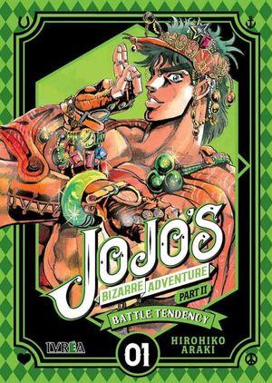 JOJO'S BIZARRE ADVENTURE PARTE 02. BATTLE TENDENCY #01