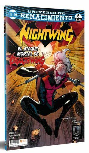 NIGHTWING #12. RENACIMIENTO 05 (RTCA - ECC)