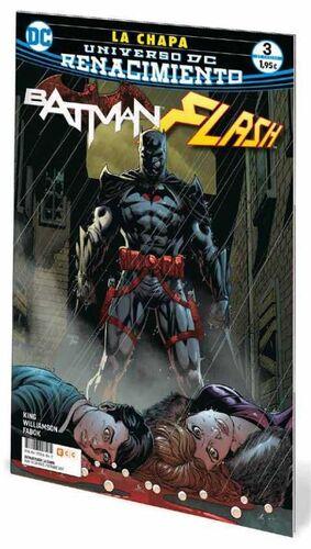 BATMAN / FLASH: LA CHAPA #03 (GRAPA)