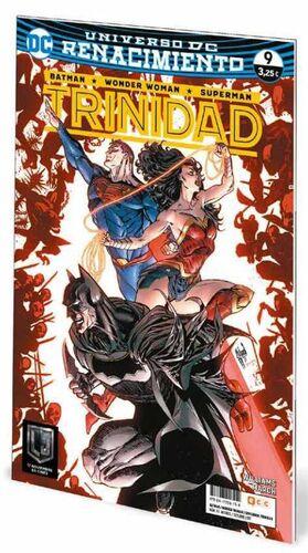 BATMAN / WONDER WOMAN / SUPERMAN: TRINIDAD. RENACIMIENTO #09