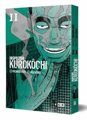 INSPECTOR KUROKOCHI #11