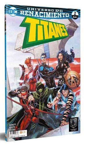 TITANES #02 RENACIMIENTO (RTCA-ECC)