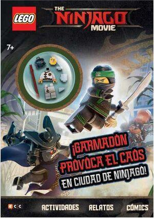 THE LEGO NINJAGO MOVIE: GARMADON PROVOCA EL CAOS EN CIUDAD DE NINJAGO!