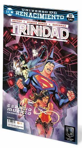 BATMAN / WONDER WOMAN / SUPERMAN: TRINIDAD. RENACIMIENTO #10