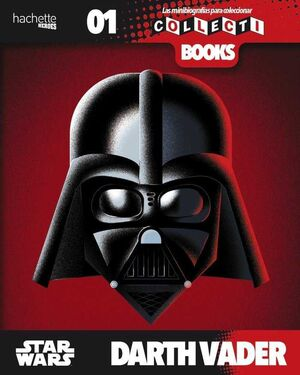 COLLECTI BOOKS: STAR WARS DARTH VADER