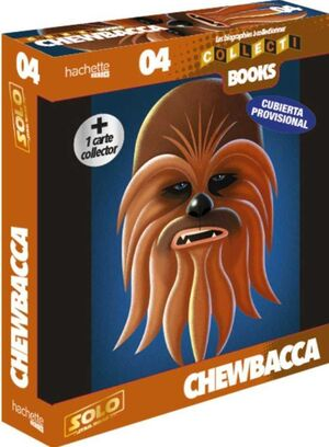 COLLECTI BOOKS: STAR WARS CHEWBACCA