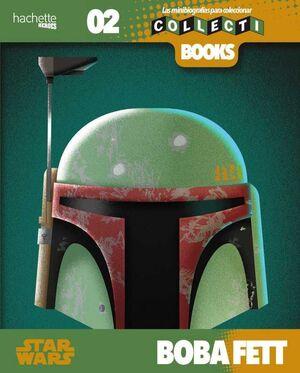 COLLECTI BOOKS: STAR WARS BOBA FETT