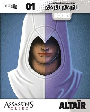 COLLECTI BOOKS: ASSASSIN´S CREED ALTAIR