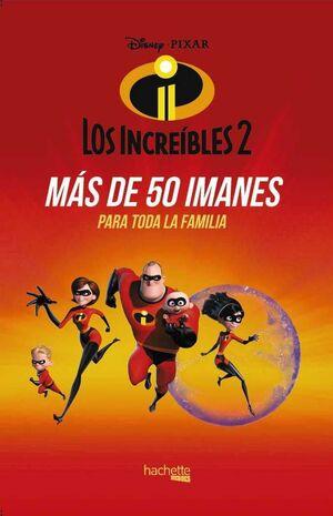 LOS INCREIBLES 2. MAS DE 50 IMANES