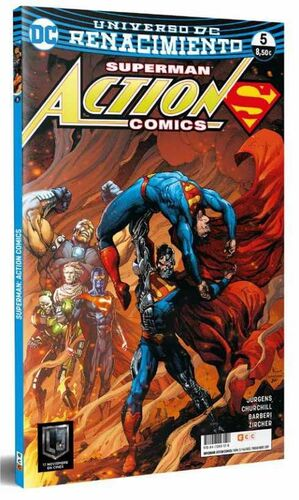 SUPERMAN: ACTION COMICS #05