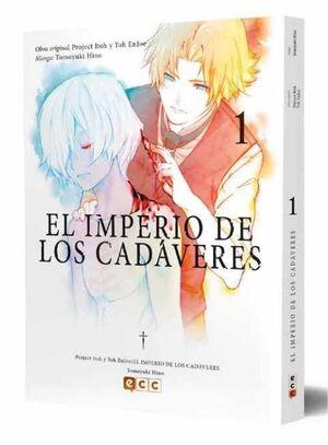 EL IMPERIO DE LOS CADAVERES #01