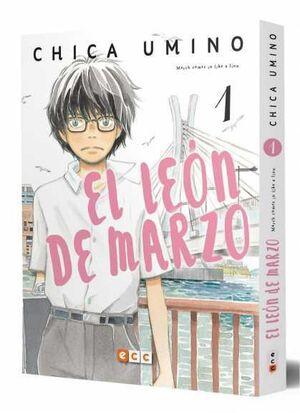 EL LEON DE MARZO #01
