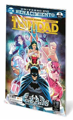 BATMAN / WONDER WOMAN / SUPERMAN: TRINIDAD. RENACIMIENTO #11