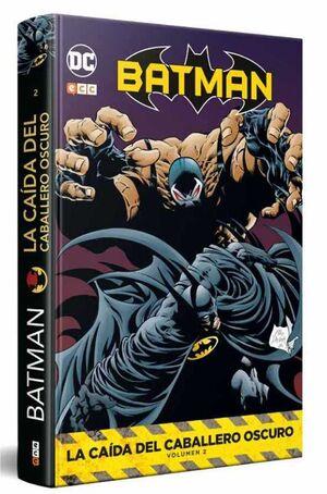 BATMAN: LA CAIDA DEL CABALLERO OSCURO VOL. 2