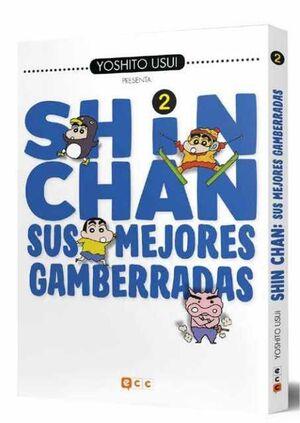 SHIN CHAN: SUS MEJORES GAMBERRADAS #02