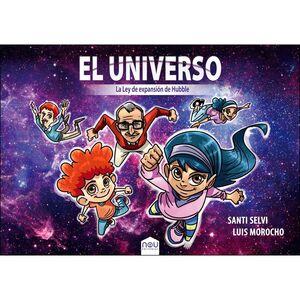 EL UNIVERSO. LA LEY DE EXPANSION DE HUBBLE