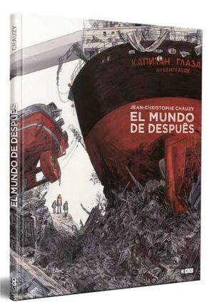 EL RESTO DEL MUNDO #02. EL MUNDO DESPUES