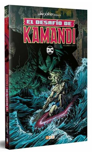 EL DESAFIO DE KAMANDI #01