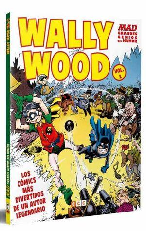 MAD GRANDES GENIOS DEL HUMOR: WALLY WOOD #01
