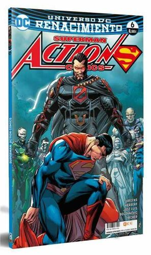 SUPERMAN: ACTION COMICS #06