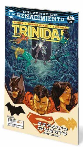 BATMAN / WONDER WOMAN / SUPERMAN: TRINIDAD. RENACIMIENTO #12