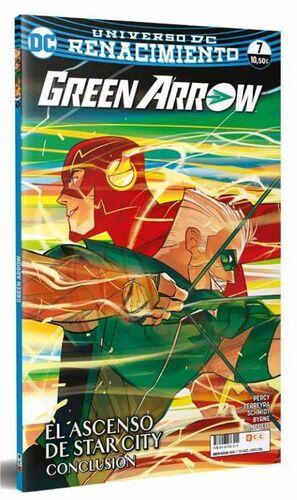GREEN ARROW VOL.2 #07 RENACIMIENTO (ECC)